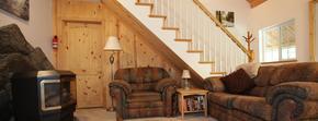 alpenglow living room